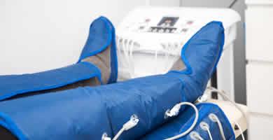 Presoterapia - Mejores Maquinas de Anatomedic/Lufthous en Lérida