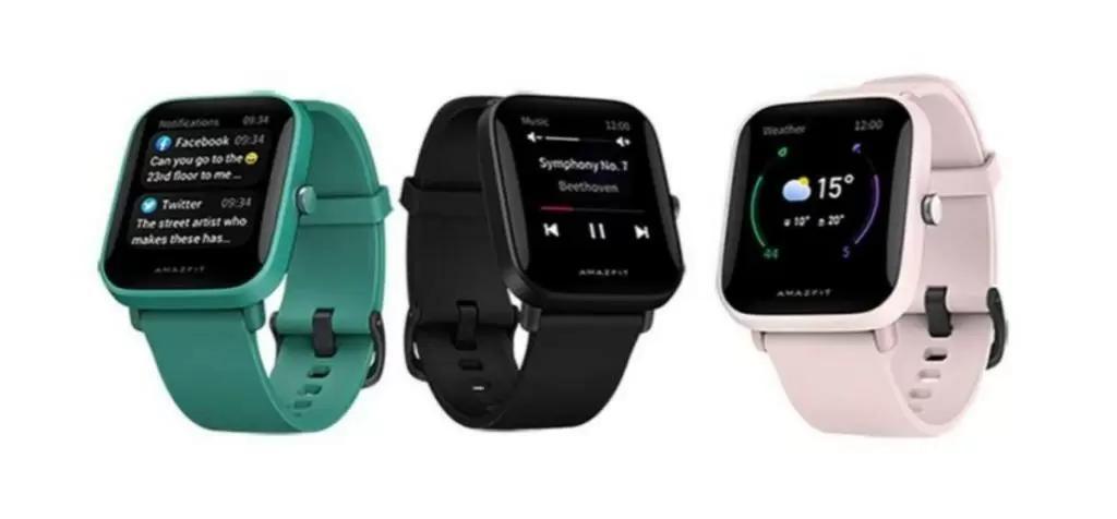 El nuevo reloj conectado Xiaomi Amazfit Bip U
